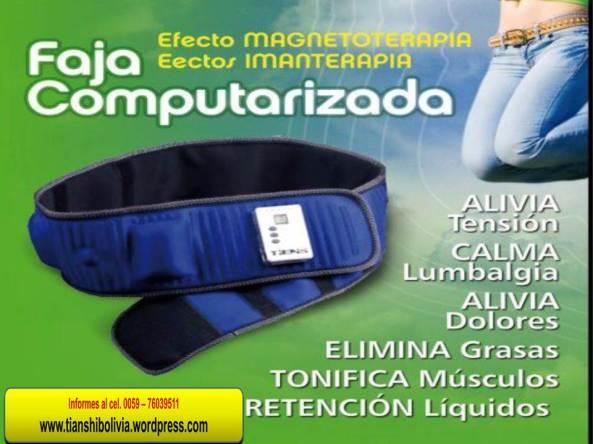 FAJA REDUCTORA DE PESO - TIENS BOLIVIA
