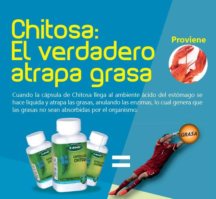 CHITOSA TIENS BOL