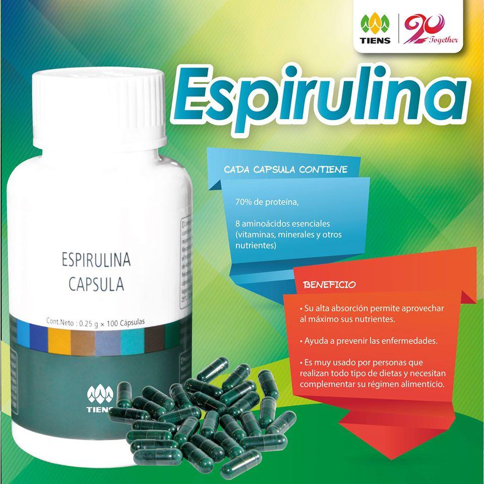 ESPIRULINA TIENS BOLIVIA2