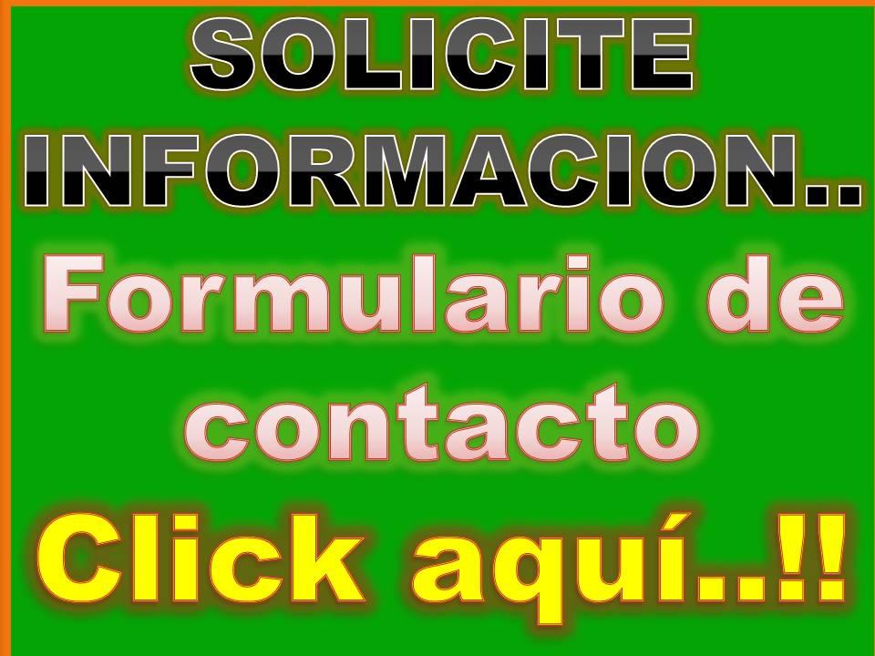 formulario de contacto Tiens Bolivia